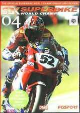 SUPERBIKE WORLD CHAMPIONSHIP REVIEW 2004 DVD