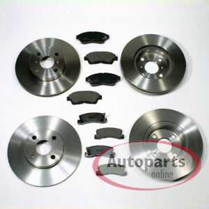 Toyota Corolla E12 Bremsbeläge Bremsklötze Bremsen für vorne die Vorderachse*