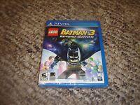 LEGO Batman 3: Beyond Gotham (Sony PlayStation Vita, 2014) Video Games