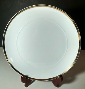 Image is loading COLIN-COWIE-JC-PENNY-HOME-COLLECTION-DINNER-PLATE- & COLIN COWIE JC PENNY HOME COLLECTION DINNER PLATE WHITE WITH GOLD ...