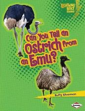 Can You Tell an Ostrich from an Emu? (Lightning Bolt Books: Animal-ExLibrary