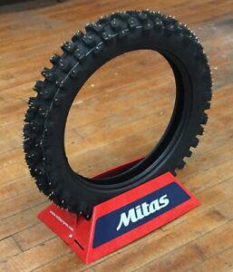 Trelleborg Mitas Studded Winter Motorcycle Tire Rear 110 100 18 110 100 18 Pro Ebay