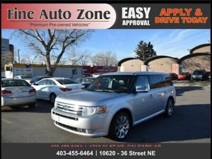 2010 Ford Flex Limited Leather Heated AWD 7 Passenger DVD