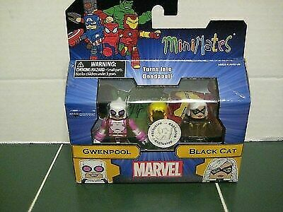 Marvel Minimates TRU Toys R Us Wave 24 gwenpool