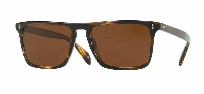 Oliver Peoples Bernardo Cocobolo OV5189 S Brown 1003N9 Polarized Sunglasses