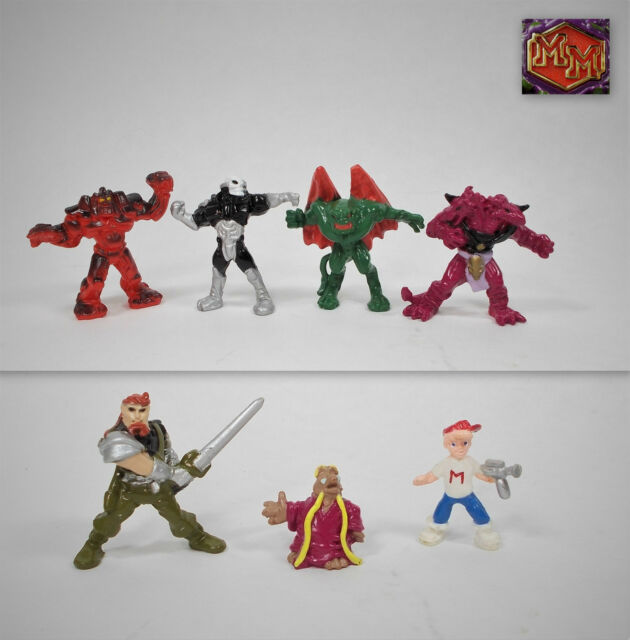 Mighty Max - Heroes & Villains - Figure Collection # 5 - Bluebird Toys 1994 8
