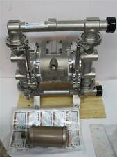 Graco Fd1113 Saniforce 1040 Diaphragm Pump For Barrel To Barrel Transfer