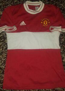 Magasiner Pour Pas Cher Manchester United Limited Edition Player Issue Shirt Match Un Worn Pogba Man Utd Brillant En Couleur