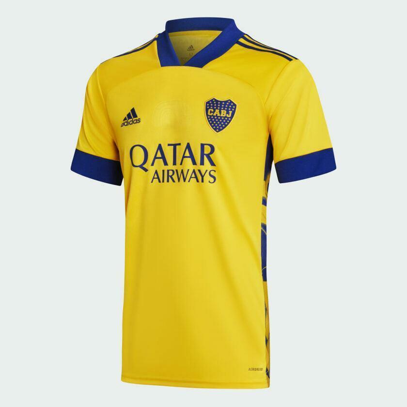 Boca Juniors Adidas Third Jersey 2020 - Bombonera 80th Anniversary ...