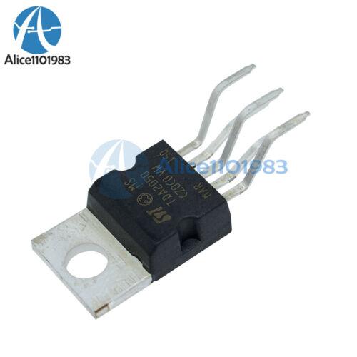 5PCS TDA2050 TDA2050V TO-220  IC TDA2050 32W Hi-Fi Amplifier IC Good Quality