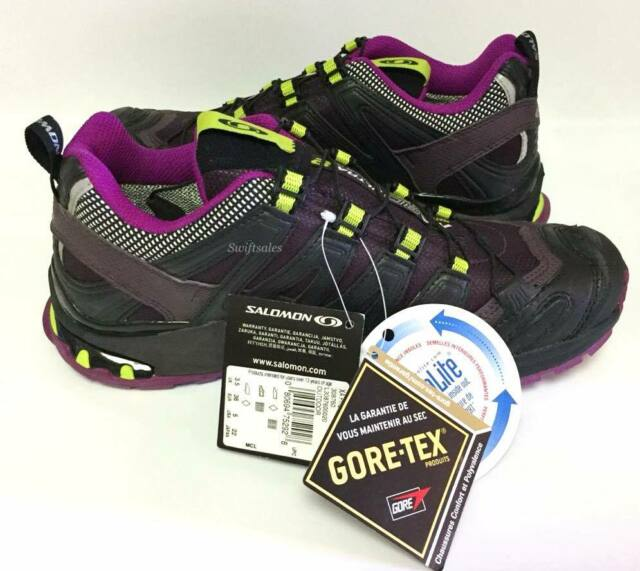 Nouveaux produits 5cf4b 5bfde Salomon XA Pro 3d Ultra 2 GTX W Women's Athletic Shoes Size 5 -