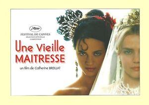 Dossier-De-Presse-Du-Film-Une-vieille-maitresse-De-Catherine-Breillat