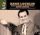 Hank Locklin Five Classic Albums Plus Bonus Singles 86 Track 4 CD