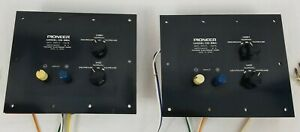 PAIR-or-Vintage-Pioneer-CS-99A-Crossover-Networks-Working-worldwide-shipping