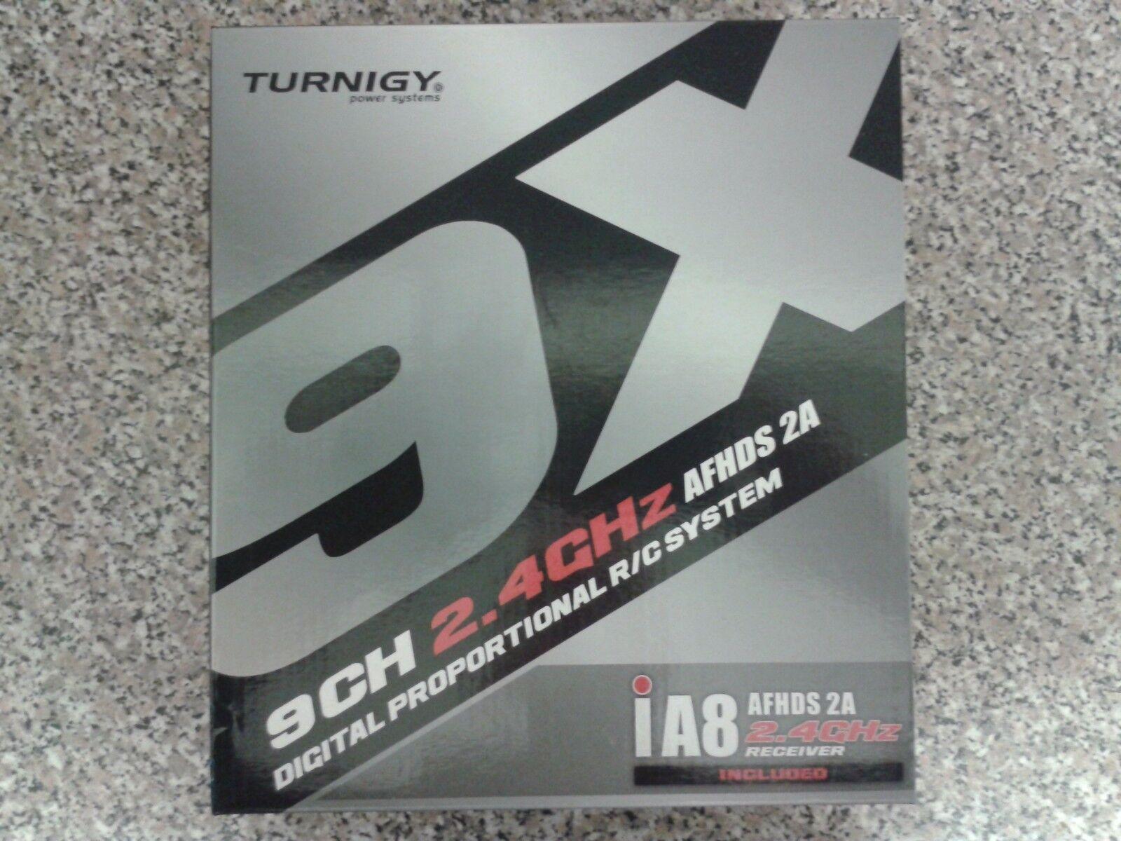 Turnigy 9X 9Ch Transmetteur & Récepteur iA8 Mode 2/rc racing racing racing Drone avion UK 2bea69