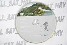 Audi RNS-E Navigation Plus DVD 2 2013 Central East Europe A3 A4 A6 Sat Nav Italy