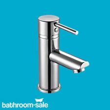Metro Q Lever Mini Mono Basin Mixer Tap with Click Waste Chrome RRP £129 Taps