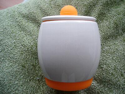 VABIONO Mikrowellen Eierkocher 4 Eier Dampfgarer Eier-Kocher Ei