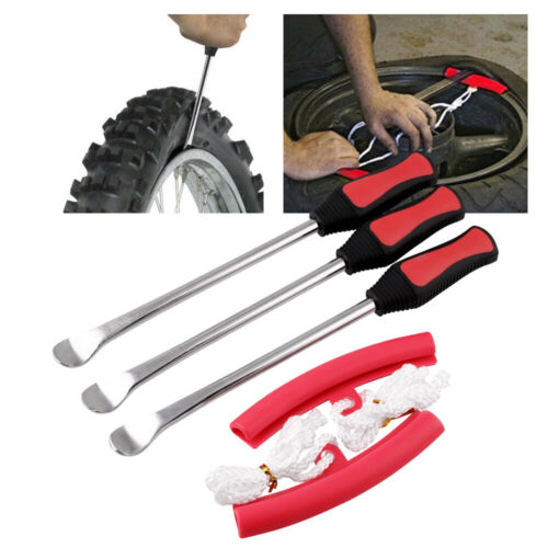 Tire Spoon Lever Dirt Bike Lawn Mower Motorcycle Tire Changing Tools set