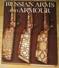 Miller Russian Arms and Armour Photo Book Armoury museo kremlin Moskou 1982