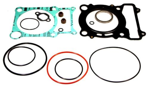 Yamaha Grizzly 450 2007-2012 Top End Gasket Set w// Valve Seals