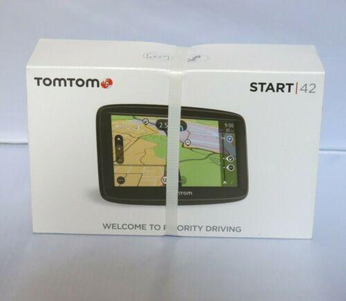 TOMTOM START 42-4.3/'/' 23 PAISES RADARES MODELO 4AA43 NUEVO NAVEGADOR GPS