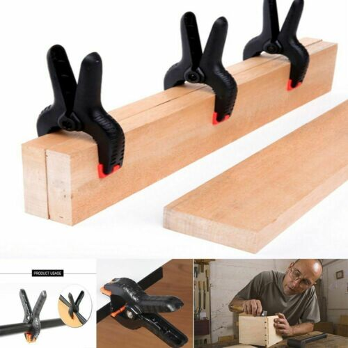 Clamp Heavy Tools Spring Clip Toggle Clamps Woodworking Plastic Nylon