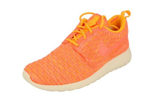 704927 Mujer Running 802 Rosherun Nike Flyknit Zapatillas xZwH6RHqO