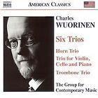 Charles Wuorinen - Wuorinen Trios (2006)