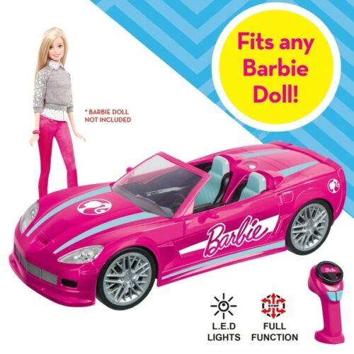 Barbie funzione completa 2.4ghz RC Auto da Sogno