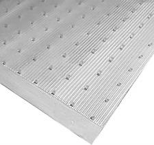 Plastic Vinyl Clear 27 Inches x 12 Feet Resilia Premium Heavy Duty Floor Runner//Protector for Carpet Floors Clear Prism Non-Skid