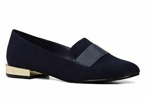 Aldo-Mary-Lou-Flat-Loafers-Navy-UK-5-EU-38-LN12-63