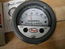 Dwyer Magnehelic Indicating Transmitter 605-125PA