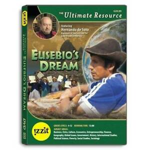 The-Ultimate-Resource-Eusebio-039-s-Dream-DVD-VERY-GOOD