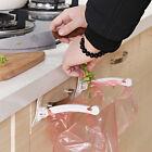 2pcs ABS Kitchen Cupboard Smashing Tailgate Stand Storage Garbage Bag Hang Hook