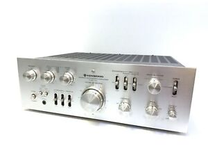 KENWOOD-Model-500-Stereo-Amplifier-Vintage-1976-200-Watts-RMS-High-End-Like-New