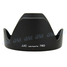 Jjc Parasol para Canon EF-S 18-200mm IS USM 28-200mm f/3.5-5.6 72mm (EW-78D)