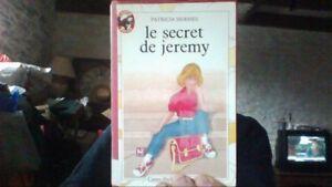 Le-secret-de-Jeremy-de-Patricia-Hermes-Livre-d-039-occasion