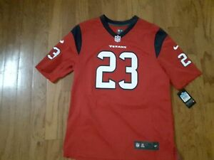 Details about NIKE NFL On Field Nike Jersey Houston Texans Arian Foster Red Size M. Msrp $100