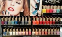 L'oreal Nail Color. Choose Your Shade