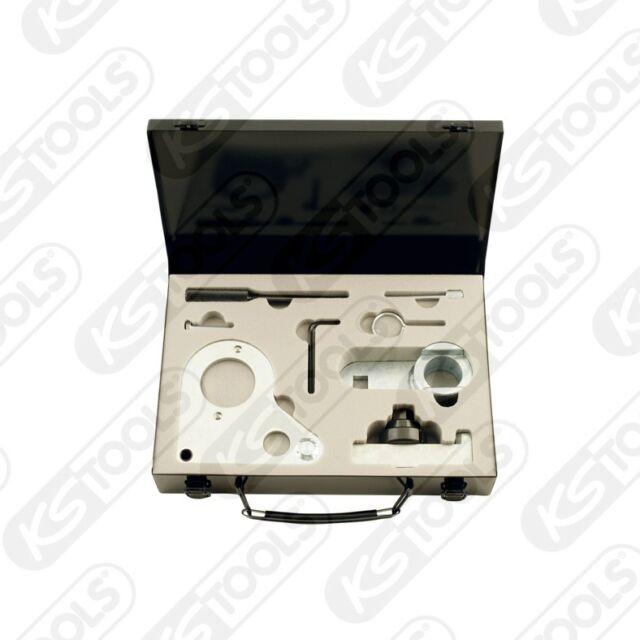 Ks Tools Nissan/ Renault - Conjunto de Herramientas Ajuste Motor 8-tlg. 400.0950