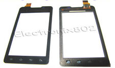 Motorola MotoSmart XT390 Touch Screen Digitizer Pad Panel Front Lens Black UK