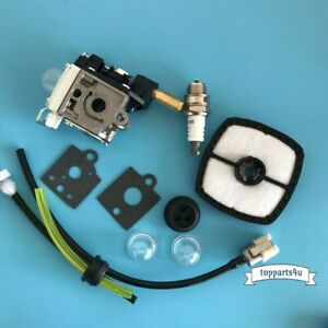 Carburtor Kit For ECHO HC-150 21.2CC GAS HEDGE TRIMMER WITH 21 BAR Air Filter