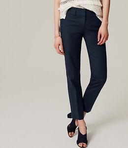 Loft Marisa Skinny Ankle Pants