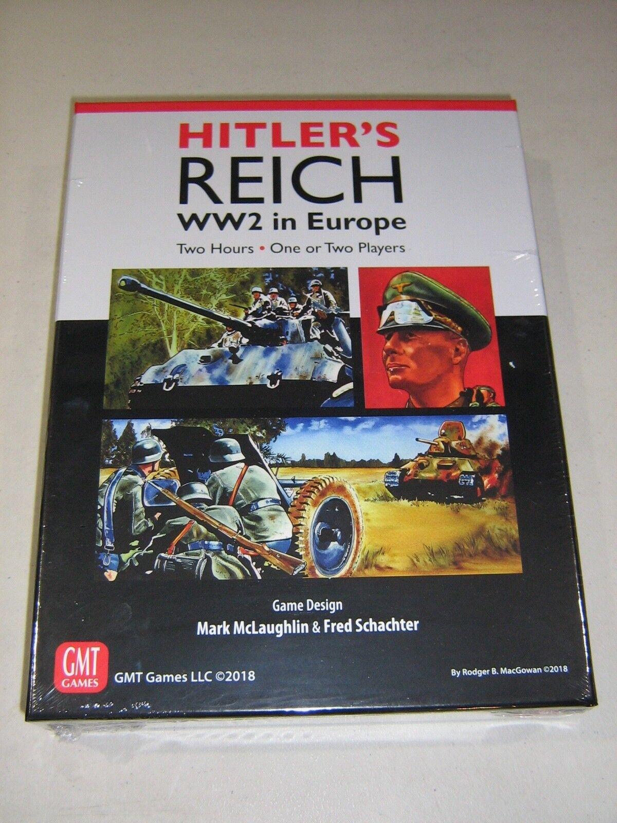 Hitler's Reich  WW2 in Europe (New)
