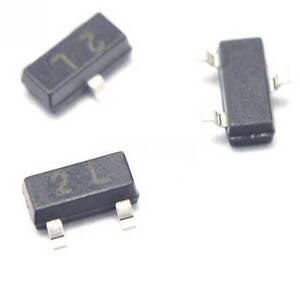 2l mmbt5401 0.6a 180v pnp sot-23 smd transistor