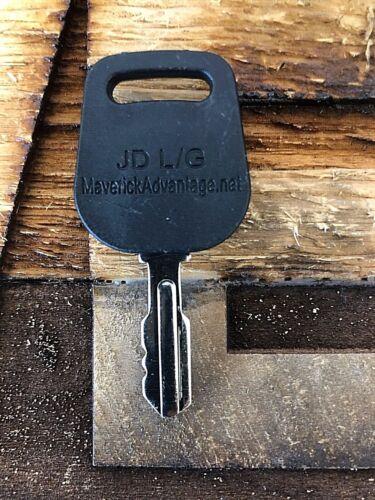 5 IGNITION KEYS for John Deere GX24332 GY20680 Toro 112-0312 112-1615 112-6115