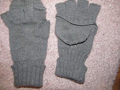 Ehrlich Strickhandschuhe Grau Von Benotti