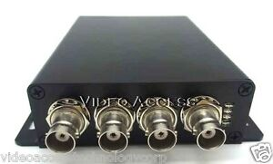 BENESTON 4CH SD/HD/3G-SDI Switcher / Broadcast / 4 in 1 out Switch