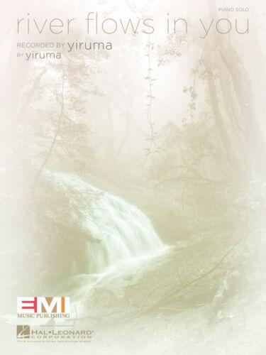 River Flows in You Einzelausgabe für Piano Solo